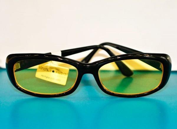 gafas amarillas para conducir