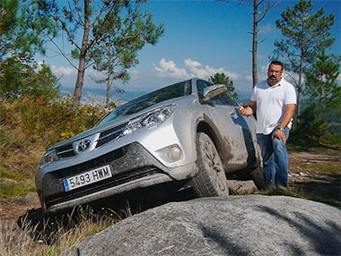 Vídeo prueba: Toyota Rav4 120d 4wd Advance
