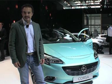 Vídeo: nuevo Opel Corsa en el Salón de París
