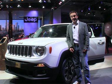 Vídeo: Jeep Renegade en el Salón de París