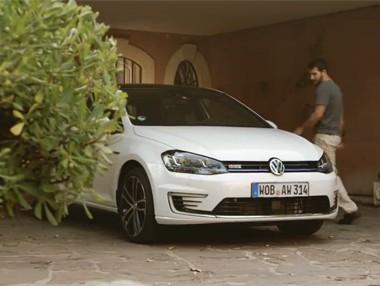 Vídeo: Volkswagen Golf GTE