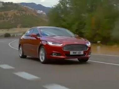 Vídeo: nuevo Ford Mondeo
