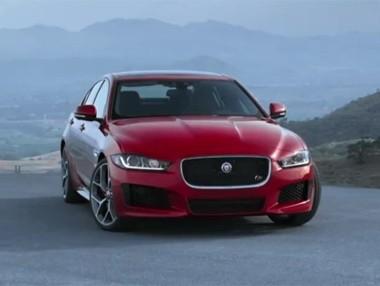 Vídeo: Jaguar XE en el Salón de París