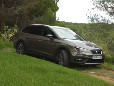 Vídeo: Seat León X-Perience