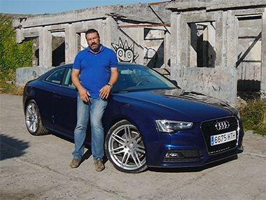 Vídeo prueba Audi A5 2.0 TFSi 225 CV Multitronic
