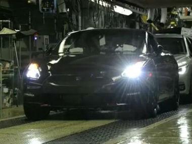 Nissan GT-R: así se construye