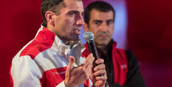 Marc y Jordi Gené son dos instructores de lujo, además de unas personas con las que da gusto tratar.