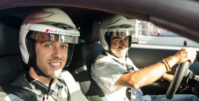 Dar una vuelta como copiloto de Marc o Jordi Gené es toda una experiencia.