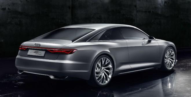El Audi Prologue cuenta con un motor de 4 litros y 605 CV de potencia.