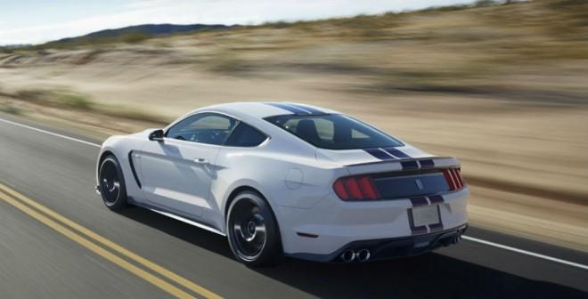 El motor del Ford Mustang Shelby GT350 superará los 500 CV de potencia.