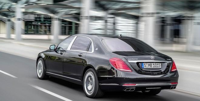 El nuevo Mercedes Maybach Clase S llega a los concesionarios en febrero de 2015.