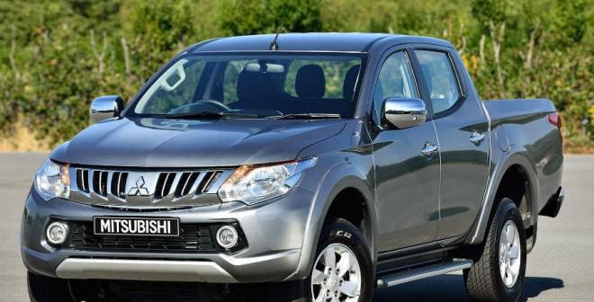 El nuevo Mitsubishi L200 llega a España en verano.