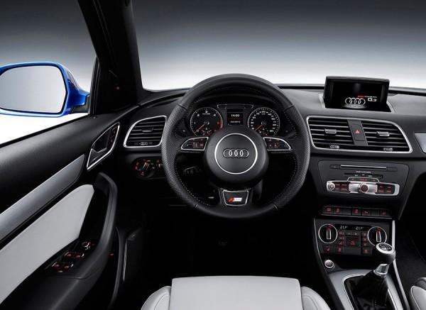 Nuevo Audi RS Q3 2015
