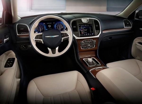 Nuevo Chrysler 300 2015