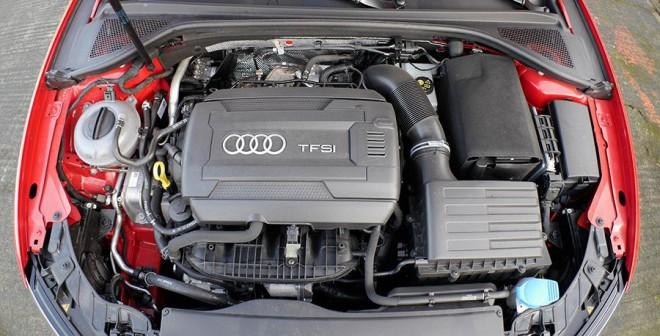 Prueba Audi A3 1.8 TFSi 180 CV Quattro 2014, motor, Rubén Fidalgo