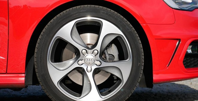 Prueba Audi A3 1.8 TFSi 180 CV Quattro 2014, rueda, Rubén Fidalgo