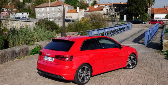 Prueba Audi A3 1.8 TFSi 180 CV Quattro 2014, Tui, Rubén Fidalgo