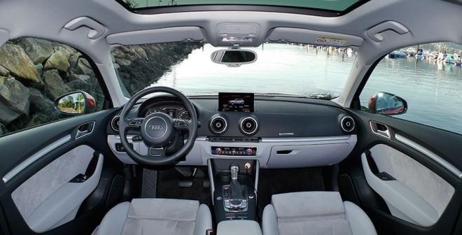 Prueba Audi A3 1.8 TFSi 180 CV Quattro 2014, interior, Rubén Fidalgo