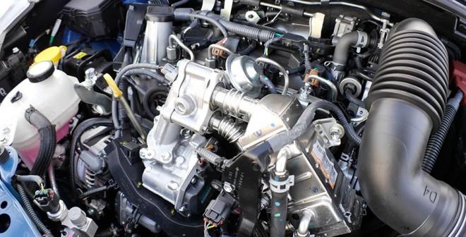 Prueba Toyota Yaris d-4d 90 CV 2014, motor, Rubén Fidalgo