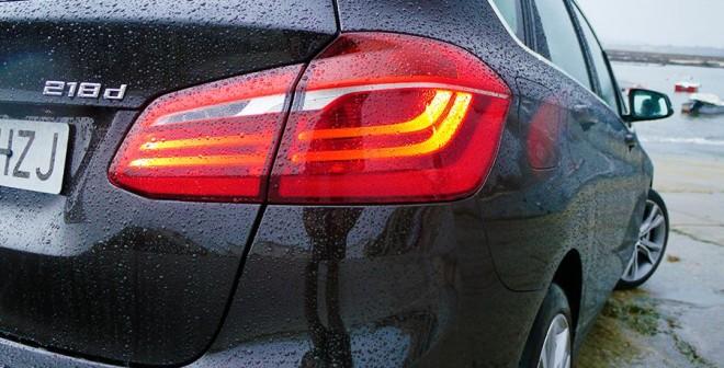 Prueba nuevo BMW 218d Active Tourer 2014, Vigo, Rubén Fidalgo