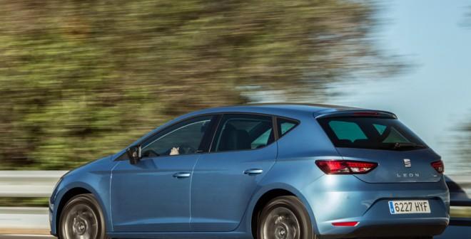 Sumados los depósitos de GNC y gasolina el Leon cuenta con 1.300 km de autonomía.