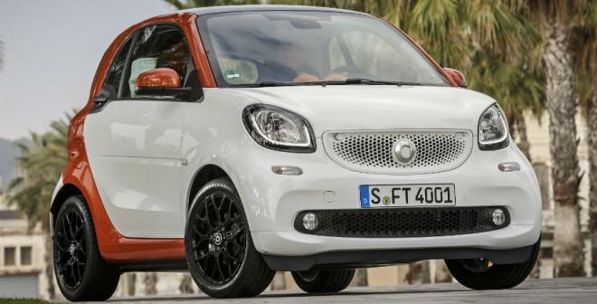 Con el motor turbo de 90 CV, el Smart ForTwo es un coche realmente divertido.