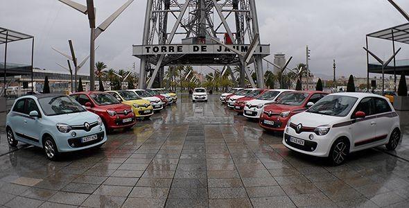 Presentación y prueba del nuevo Renault Twingo 2015