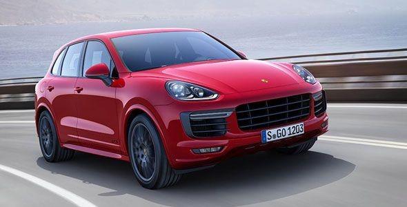 Nuevos Porsche Cayenne y Cayenne GTS, en el Salón del Automóvil de Los Ángeles
