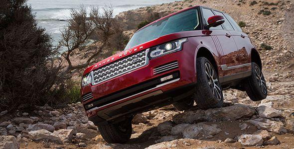 El Range Rover Sport 2015 mejora sus prestaciones