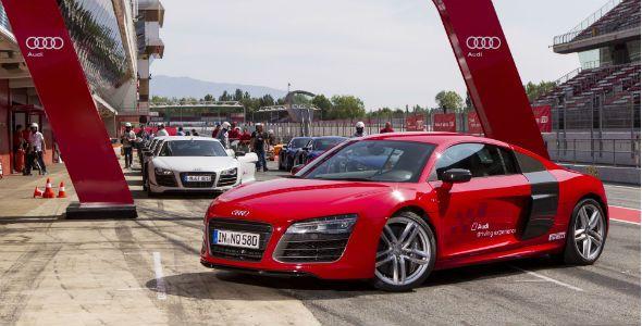 Audi R8, una experiencia vital