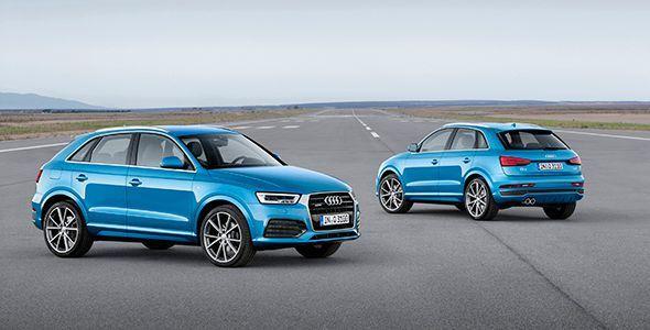 Nuevo Audi Q3, todos los detalles