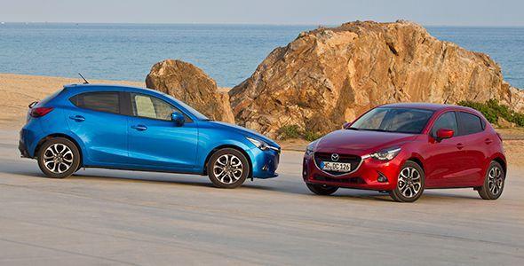 El Mazda2 5 puertas llegará a comienzos de 2015