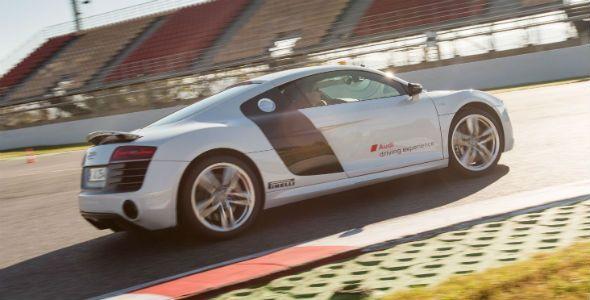 Audi Driving Experience: aprende a conducir de verdad