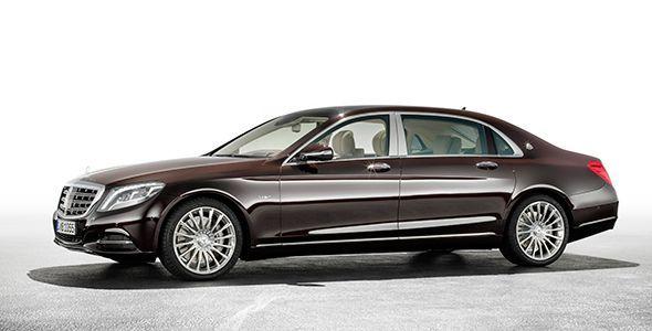 Mercedes-Maybach Clase S, llega en febrero de 2015