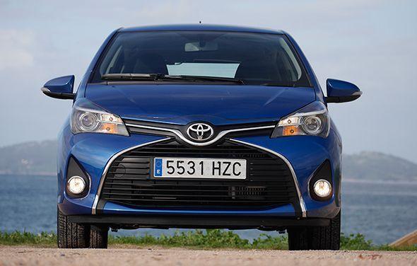 Nuevo Toyota Yaris 90D Active: la prueba