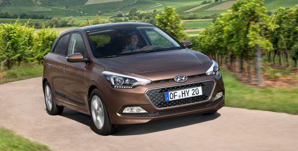 Primera prueba: nuevo Hyundai i20