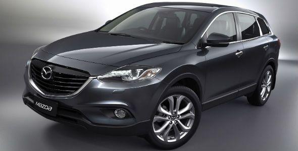 Mazda CX-9, llega a España por 42.000 euros