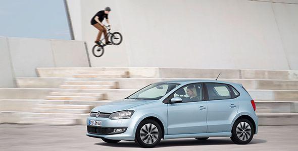 Llega el VW Polo TSi BlueMotion con 4,1 l/100 km