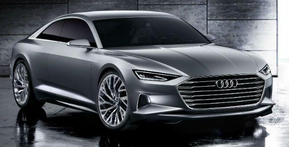 Audi Prologue, el nuevo diseño de Audi