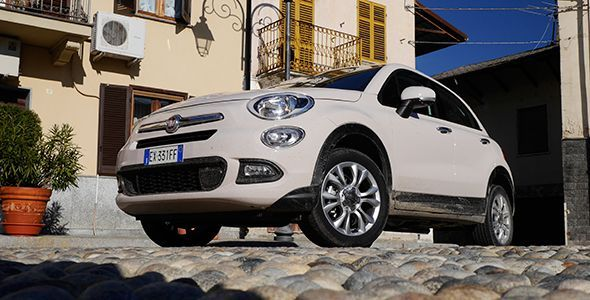 Prueba y presentación del nuevo Fiat 500X 2015