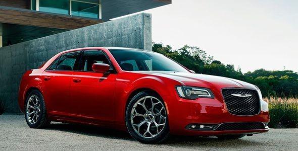 El Chrysler 300 se pone al día en el Salón de Los Ángeles 2014