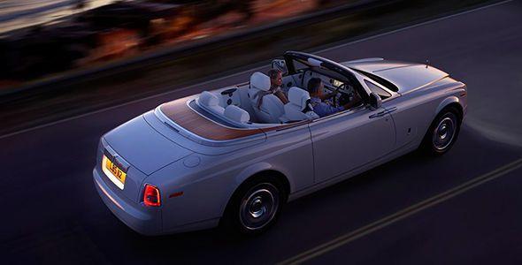 Rolls Royce Maharajá Phantom Drophead Coupé: aún más lujoso