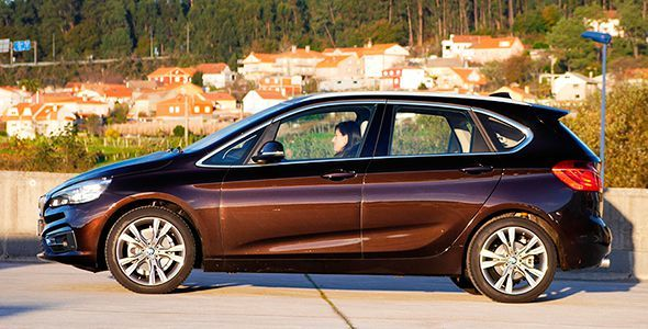 Prueba: BMW 218d Active Tourer Luxury 2014