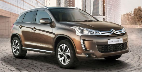 Citroën C4 Aircross, ahora con acabado Collection