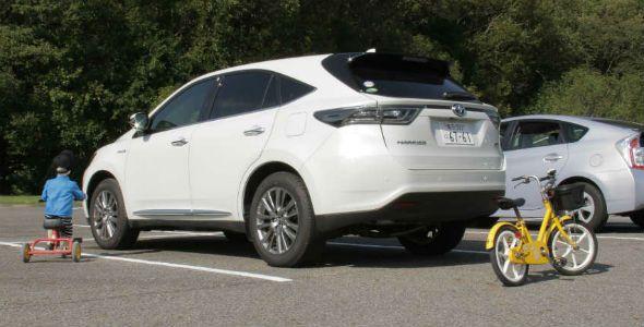 Toyota: nuevos sistemas de ayuda al aparcamiento