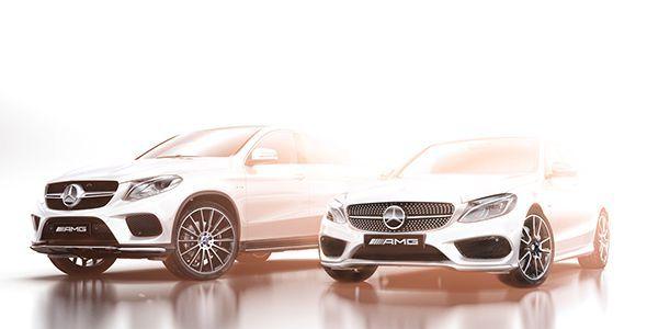 40.000 Mercedes-AMG, récord de ventas