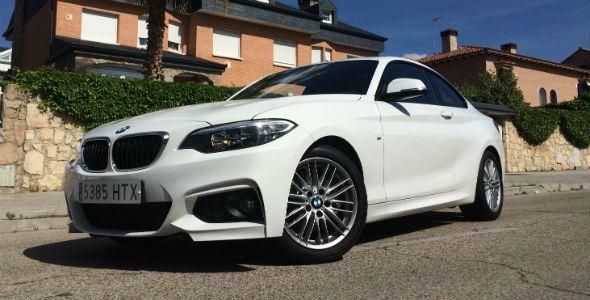 BMW Serie 2 220i Coupé, la prueba
