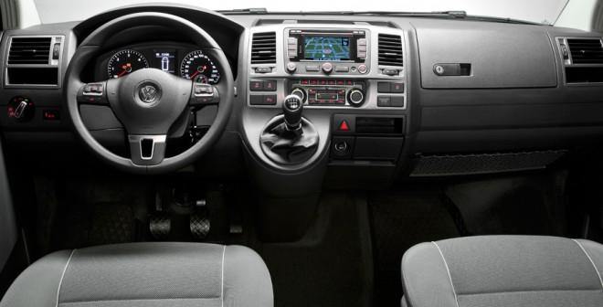 Todos los acabados del Volkswagen Multivan incluyen de serie el navegador.