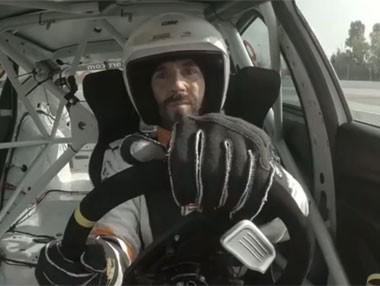 Vídeo: Reto SantivsMaxi en un Seat León Cup Racer