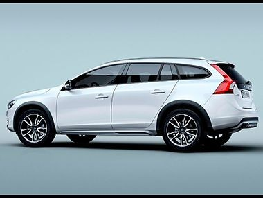 Vídeo: Volvo V60 Cross Country 2015